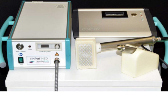 Плазменная медицина: некоторые устройства холодной плазмы в мире используются в медицине